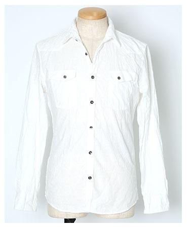 えりが小さいシャツ